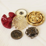 Prima - North Country Collection - Vintage Buttons