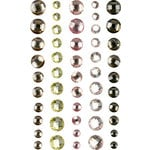 Prima - Say It In Crystals Collection - Self Adhesive Jewel Art - Bling - Crystals - Mix 8