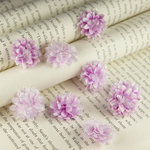 Prima - Gillian Collection - Flower Embellishments - Lilac