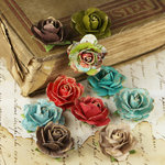 Prima - Coventry Rose Collection - Flower Embellishments - North Country
