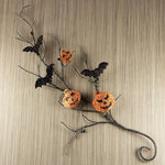 Prima - Trick or Treats Collection - Halloween - Vine Embellishments - Jack Vine