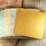 Prima - Alla Prima Collection - 6 x 6 Mulberry Paper Pack