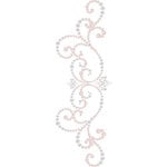 Prima - Say It In Crystals and Pearls Collection - Self Adhesive Jewel Art - Bling - Fairy Belle - Mix 2