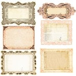 Prima - Almanac Collection - Journaling Notecards