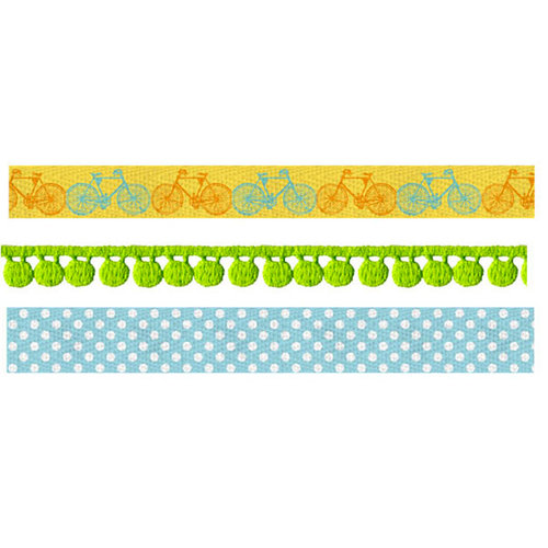 Prima - Sun Kiss Collection - Trim - Ribbon and Lace