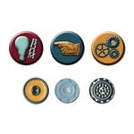 Prima - Craftsman Collection - Cabochons and Buttons