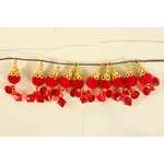 Prima - Welcome to Paris Collection - Bauble Trinkets - Velvet Embellishments