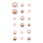Prima - Say It In Crystals Collection - Self Adhesive Jewels - Bling - Assortment 18