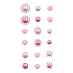 Prima - Say It In Crystals Collection - Self Adhesive Jewels - Bling - Assortment 19
