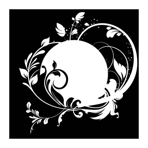 Prima - Stencils Mask Set - 7 x 7 - Circle