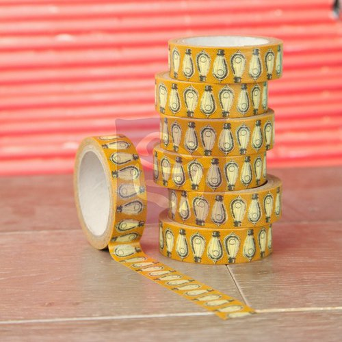 Prima - Craftsman Collection - Washi Tape