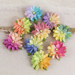 Prima - Overture Collection - Flower Embellishments - Hippie