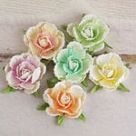 Prima - Prelude Collection - Flower Embellishments - Spring Mix