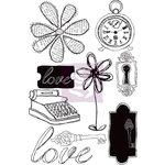 Prima - Lifetime Collection - Cling Mounted Rubber Stamps