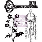 Prima - Engraver Collection - Clear Acrylic Stamps - Two