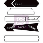 Prima - Lifetime Collection - Clear Acrylic Stamps - Four