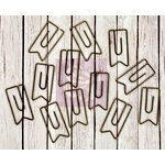 Prima - Divine Collection - Metal Paper Clips