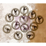 Prima - Lifetime Collection - Metal Paper Clips