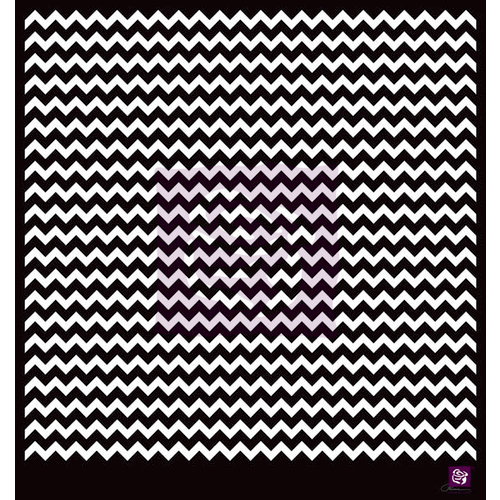 Prima - Stencils Mask Set - 12 x 12 - Chevron
