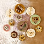 Prima - Lifetime - Wood Embellishments - Buttons