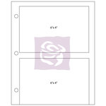 Prima - Photo Sleeve Refill - 4 x 6 - 6 Pack