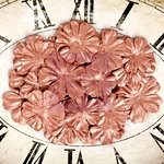 Prima - Sunrise Sunset Collection - Paper Petals - Copper