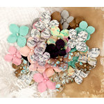 Prima - Lifetime Collection - Flower Embellishments - Multi-Pack