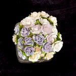 Prima - Frost Collection - Flower Embellishments - Mini Sachet