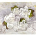 Prima - Tatiana Collection - Flower Embellishments - White