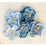 Prima - Giselle Collection - Flower Embellishments - Mermaid