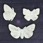 Prima - Resin Collection - Resin Embellishments - Butterflies