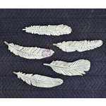 Prima - Resin Collection - Resin Embellishments - Feather