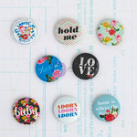 Prima - Anna Marie Collection - Flair Buttons