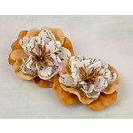 Prima - Valentine Collection - Flower Embellishments - 2