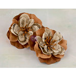 Prima - Valentine Collection - Flower Embellishments - 3