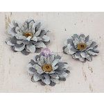 Prima - Perdu Collection - Flower Embellishments - 3