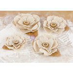 Prima - La Tela Collection - Flower Embellishments - 2