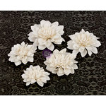 Prima - Nieve Collection - Flower Embellishments - 2