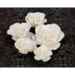Prima - Nieve Collection - Flower Embellishments - 3
