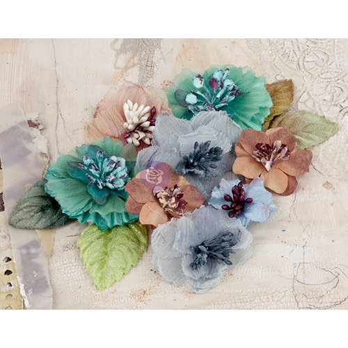Prima - Olivia Collection - Flower Embellishments - 1