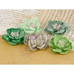 Prima - Serenity Collection - Flower Embellishments - 2