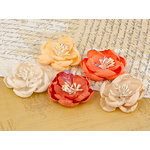Prima - Serenity Collection - Flower Embellishments - 3
