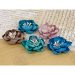 Prima - Serenity Collection - Flower Embellishments - 5