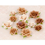 Prima - Le Mia Collection - Flower Embellishments - 3