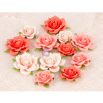 Prima - Le Mia Collection - Flower Embellishments - 5