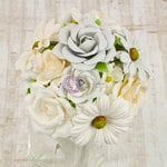Prima - Audrey Collection - Flower Embellishments - 1