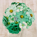 Prima - Audrey Collection - Flower Embellishments - 3