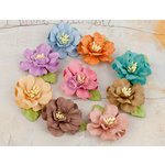 Prima - Lil Missy Collection - Flower Embellishments - 6