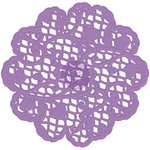 Prima - Metal Die - Doilies - Three