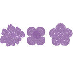 Prima - Metal Dies - Flowers - Set of Three